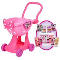 Disney Minnie's Happy Helpers Bowtique Shopping Cart Free Shipping