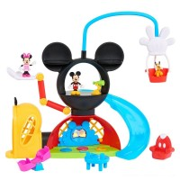 Disney Mickey Clubhouse Adventures Playset Free Shipping