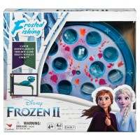 Disney Frozen 2 Frosted Fishing Board Game, Kids Unisex Free Shipping