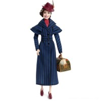 Barbie Collector Disney's Mary Poppins Returns: Mary Poppins Doll Free Shipping