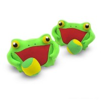 Melissa & Doug Sunny Patch Froggy Toss and Grip Catching Game With 2 Balls Free Shipping