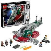 LEGO Star Wars Slave l – 20th Anniversary Collector Edition Collectible Model 75243 Building Kit Free Shipping