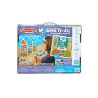 Melissa & Doug Magnetivity - Our House Free Shipping