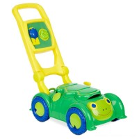 Melissa & Doug Sunny Patch Snappy Turtle Lawn Mower - Pretend Play Toy for Kids Free Shipping