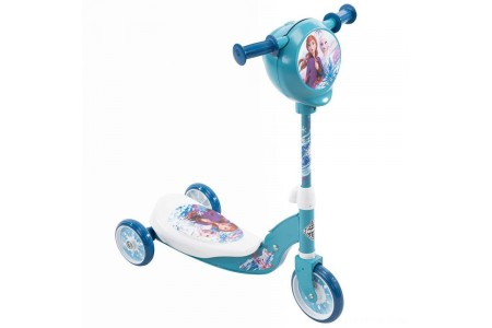 Disney Frozen 2 Secret Storage Scooter - Blue, Girl's Free Shipping