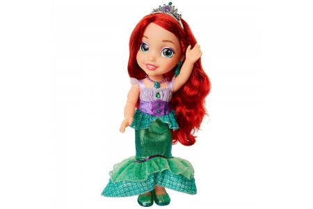 Disney Princess Majestic Collection Ariel Doll Free Shipping