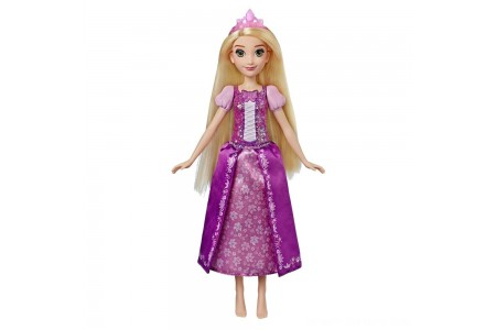 Disney Princess Shimmering Song Rapunzel, Singing Doll Free Shipping