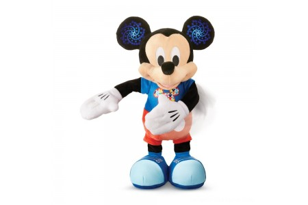 Mickey Mouse Hot Dog Dance Break Plush Free Shipping