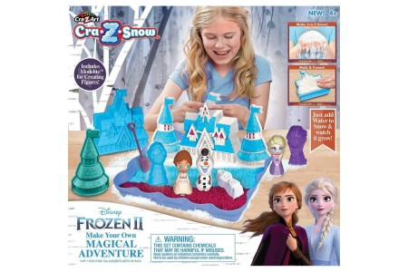Disney Frozen 2 Make Your Own Magical Adventure Craft Activity Kit Free Shipping
