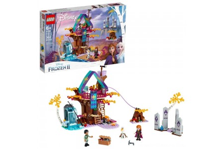 Black Friday 2020 Sale LEGO Disney Princess Frozen 2 Enchanted Treehouse 41164 Toy Treehouse Building Kit for Pretend Play Free Shipping