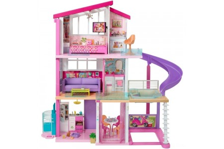Barbie Dreamhouse Playset Free Shipping