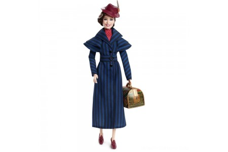 Black Friday 2020 Sale Barbie Collector Disney's Mary Poppins Returns: Mary Poppins Doll Free Shipping