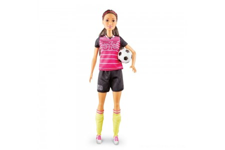 Barbie Careers 60th Anniversary Athlete Doll Free Shipping