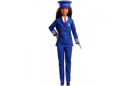 Black Friday 2020 Sale Barbie Careers 60th Anniversary Pilot Doll Free Shipping