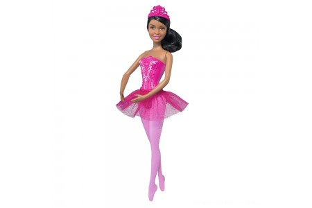 Barbie You Can Be Anything Ballerina Nikki Doll Free Shipping