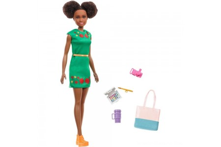 Black Friday 2020 Sale Barbie Travel Nikki Doll, fashion dolls Free Shipping