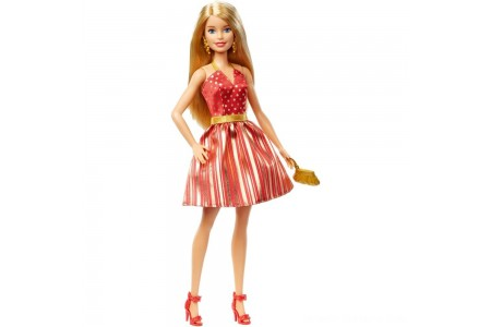 Barbie Holiday Doll, fashion dolls Free Shipping