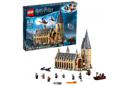 LEGO Harry Potter Hogwarts Great Hall 75954 Free Shipping