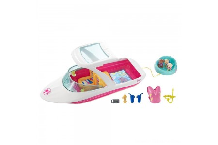 Barbie Dolphin Magic Ocean View Boat Free Shipping