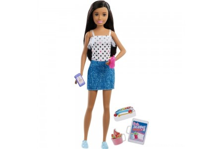 Black Friday 2020 Sale Barbie Skipper Babysitters Inc. Black Hair Doll Playset Free Shipping