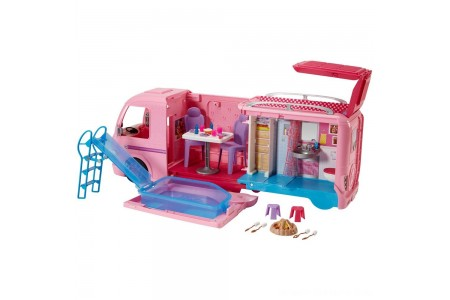 Black Friday 2020 Sale Barbie Dream Camper Playset Free Shipping