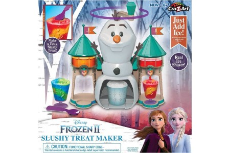 Black Friday 2020 Sale Disney Frozen 2 Slushy Treat Maker Activity Kit Free Shipping
