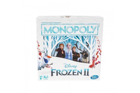 Monopoly Game: Disney Frozen 2 Edition Board Game Free Shipping