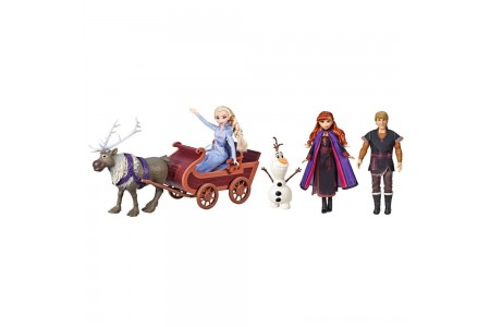 Black Friday 2020 Sale Disney Frozen 2 Sledding Adventures Doll Pack Free Shipping