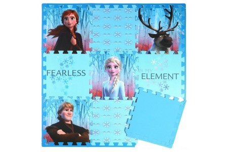 Black Friday 2020 Sale Disney Frozen 2 9pc Tile Foam Interlocking Fitness Mats Free Shipping
