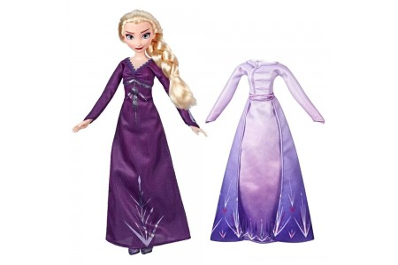 Black Friday 2020 Sale Disney Frozen 2 Arendelle Fashions Elsa Fashion Doll With 2 Outfits Free Shipping