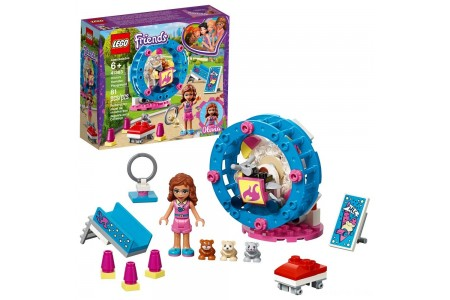 Black Friday 2020 Sale LEGO Friends Olivia's Hamster Playground 41383 Free Shipping