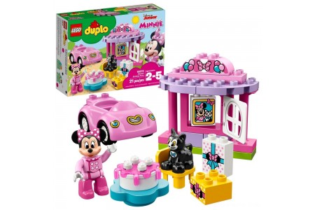Black Friday 2020 Sale LEGO DUPLO Disney Minnie Mouse's Birthday Party 10873 Free Shipping