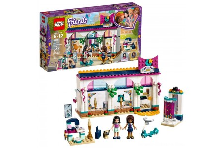 LEGO Friends Andrea's Accessories Store 41344 Free Shipping