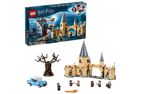 Black Friday 2020 Sale LEGO Harry Potter Hogwarts Whomping Willow 75953 Free Shipping