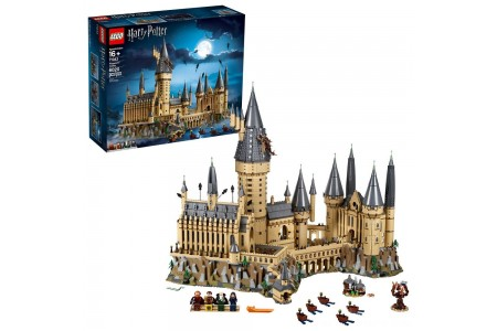 Black Friday 2020 Sale LEGO Harry Potter Hogwarts Castle Advanced Building Set Model with Harry Potter Minifigures 71043 Free Shipping