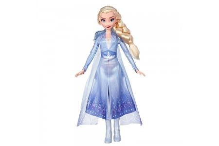 Black Friday 2020 Sale Disney Frozen 2 Elsa Fashion Doll With Long Blonde Hair and Blue Outfit Free Shipping