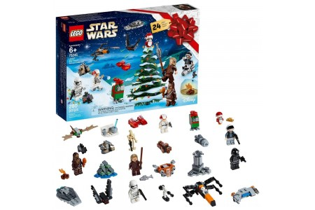 Black Friday 2020 Sale LEGO Star Wars Advent Calendar 75245 Free Shipping