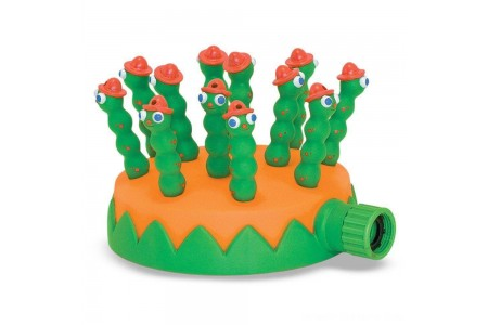 Melissa & Doug Sunny Patch Grub Scouts Sprinkler Toy With Hose Attachment, Kids Unisex Free Shipping