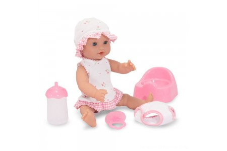"Black Friday 2020 Sale Melissa & Doug Mine to Love Annie 12"" Drink and Wet Baby Doll Free Shipping"