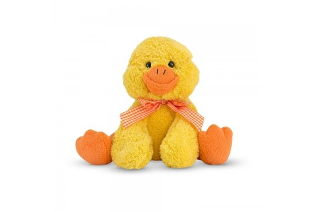 Melissa & Doug Meadow Medley Ducky Stuffed Animal With Quacking Sound Effect Free Shipping