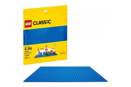 LEGO Classic Blue Baseplate 10714 Free Shipping