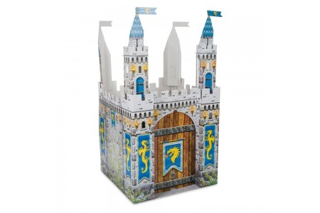 Melissa & Doug Medieval Castle Indoor Playhouse Free Shipping
