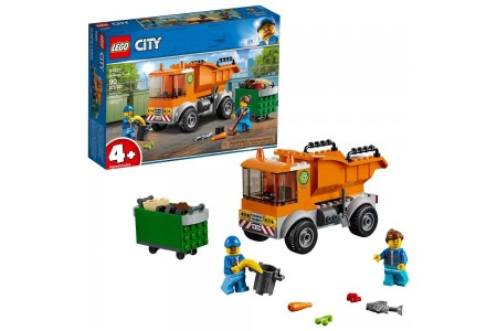LEGO City Garbage Truck 60220 Free Shipping