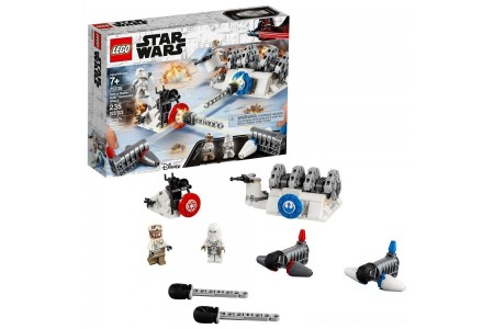 Black Friday 2020 Sale LEGO Star Wars Action Battle Hoth Generator Attack 75239 Free Shipping