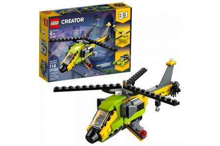 LEGO Creator Helicopter Adventure 31092 Free Shipping