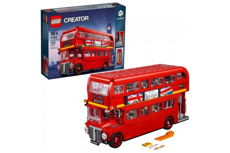 LEGO Creator Expert London Bus 10258 Free Shipping