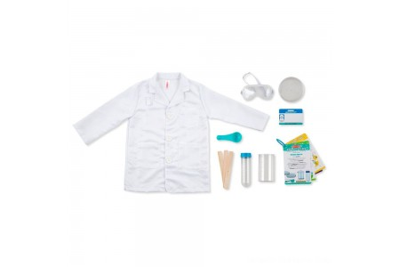 Melissa & Doug Scientist Role Play Free Shipping