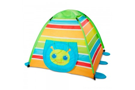 Black Friday 2020 Sale Melissa & Doug Giddy Buggy Camping Tent Free Shipping