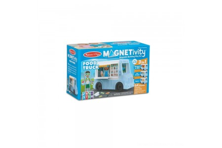 Melissa & Doug Magnetivity - Food Truck Free Shipping