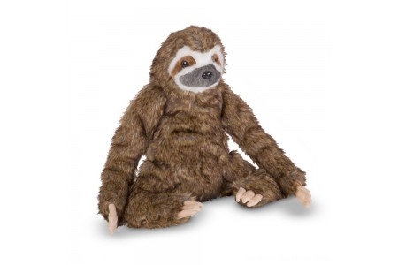 Melissa & Doug Stuffed Animal Sloth Free Shipping